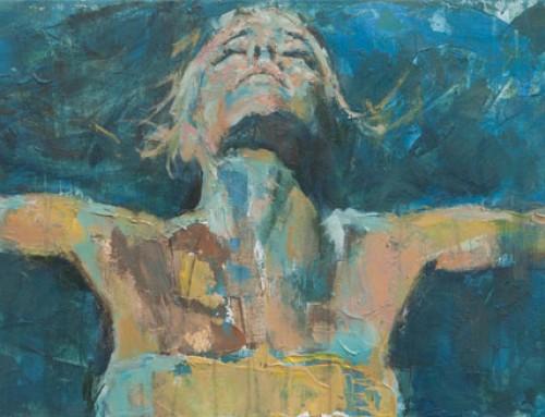 Model in het WATER Lise Marin IV