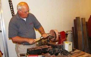 Jan Pranger - houtbewerking